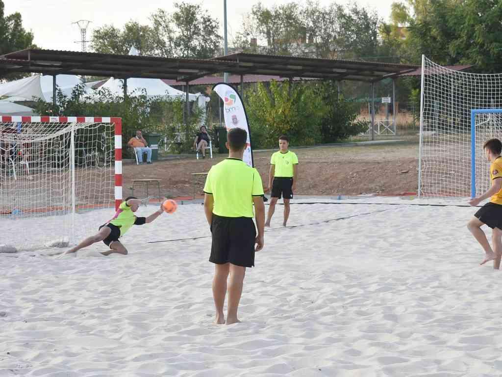 Fútbol Playa