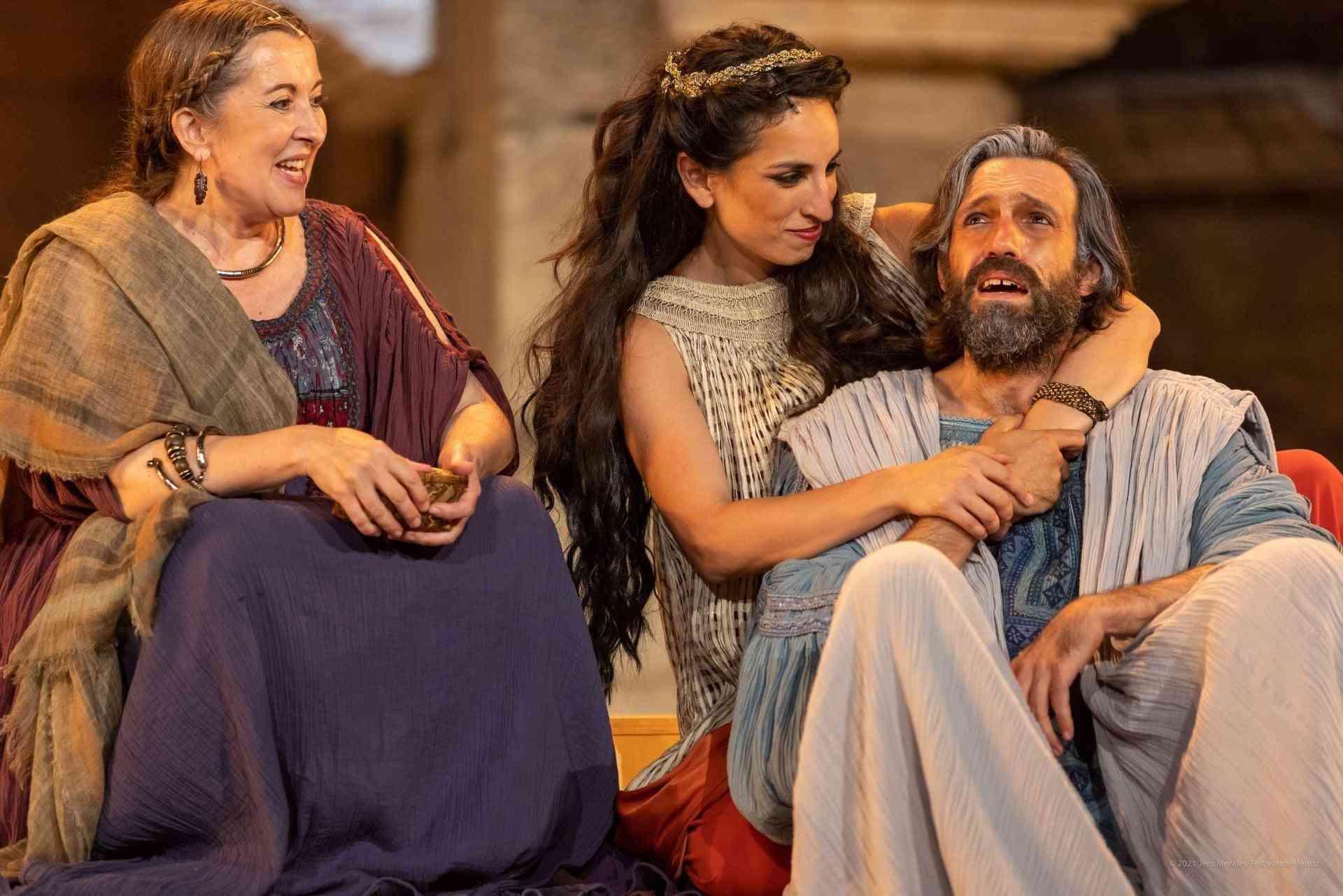 El vestuario de Rafael Garrigós, vuelve a brillar sobre el teatro romano de Mérida 18