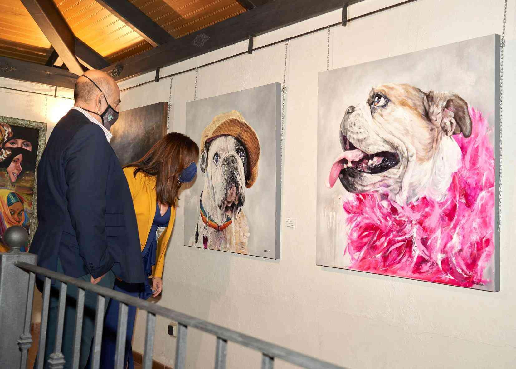 Galería de fotografías de la inauguración de la Feria y Fiestas 2021 58
