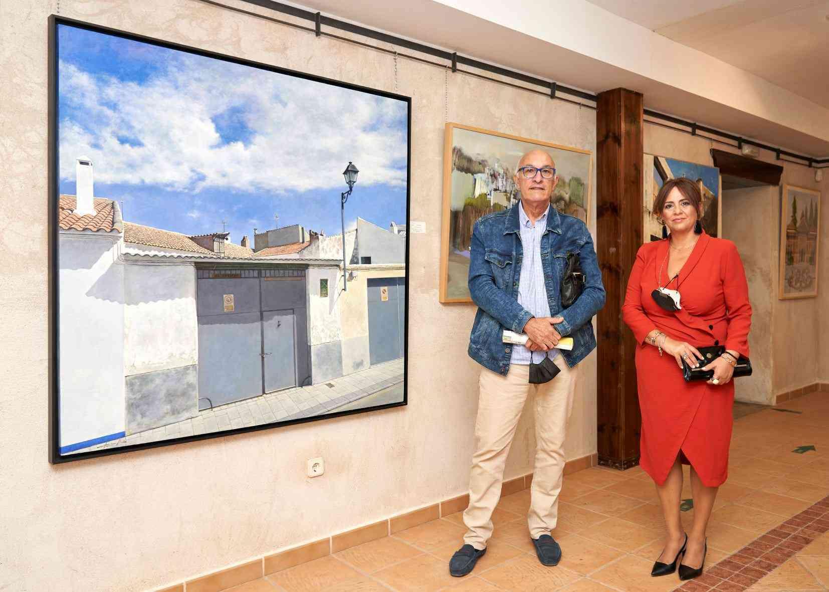 Galería de fotografías de la inauguración de la Feria y Fiestas 2021 62