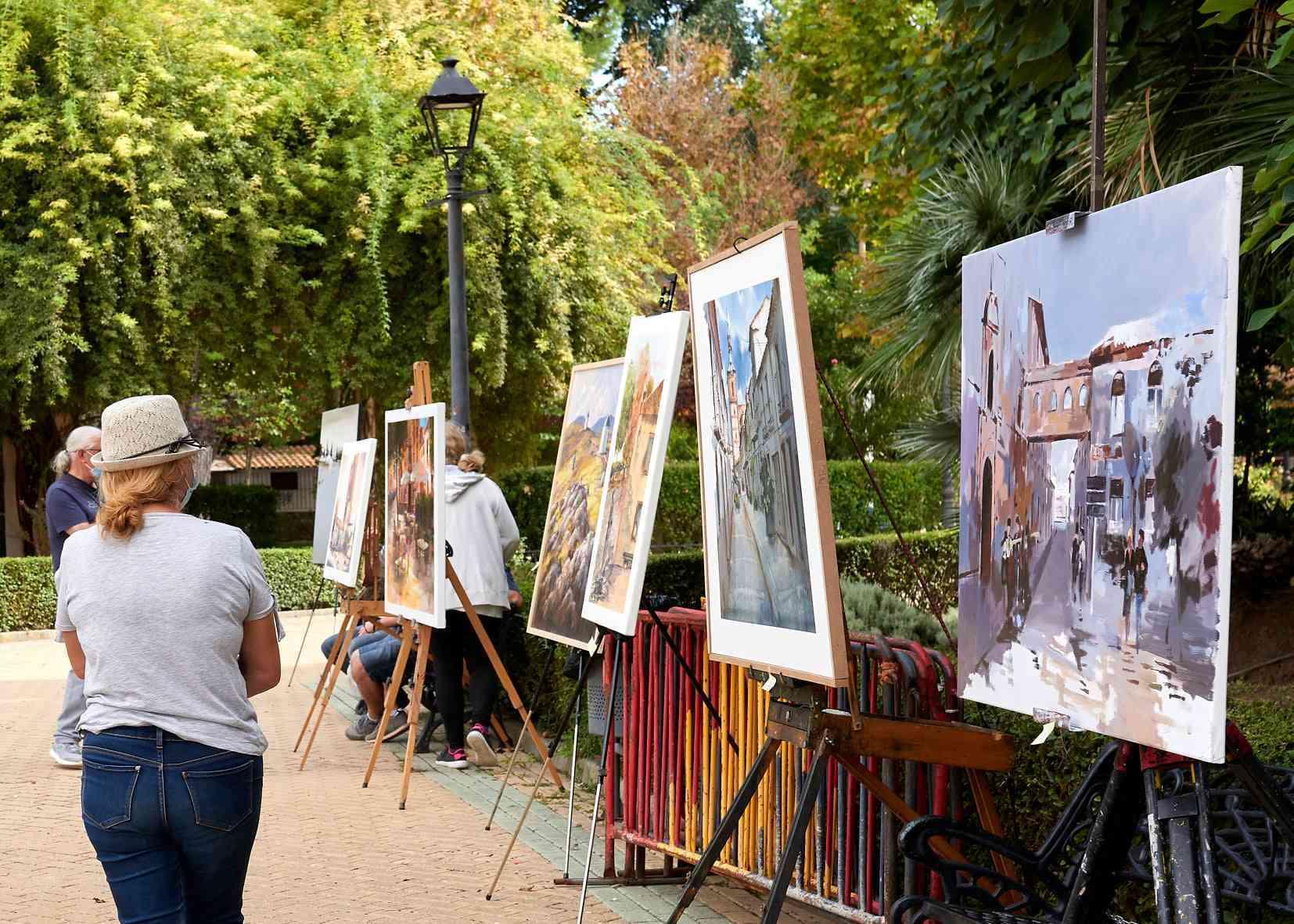Galería de fotografías del sábado de Feria y Fiestas de Herencia 2021 102