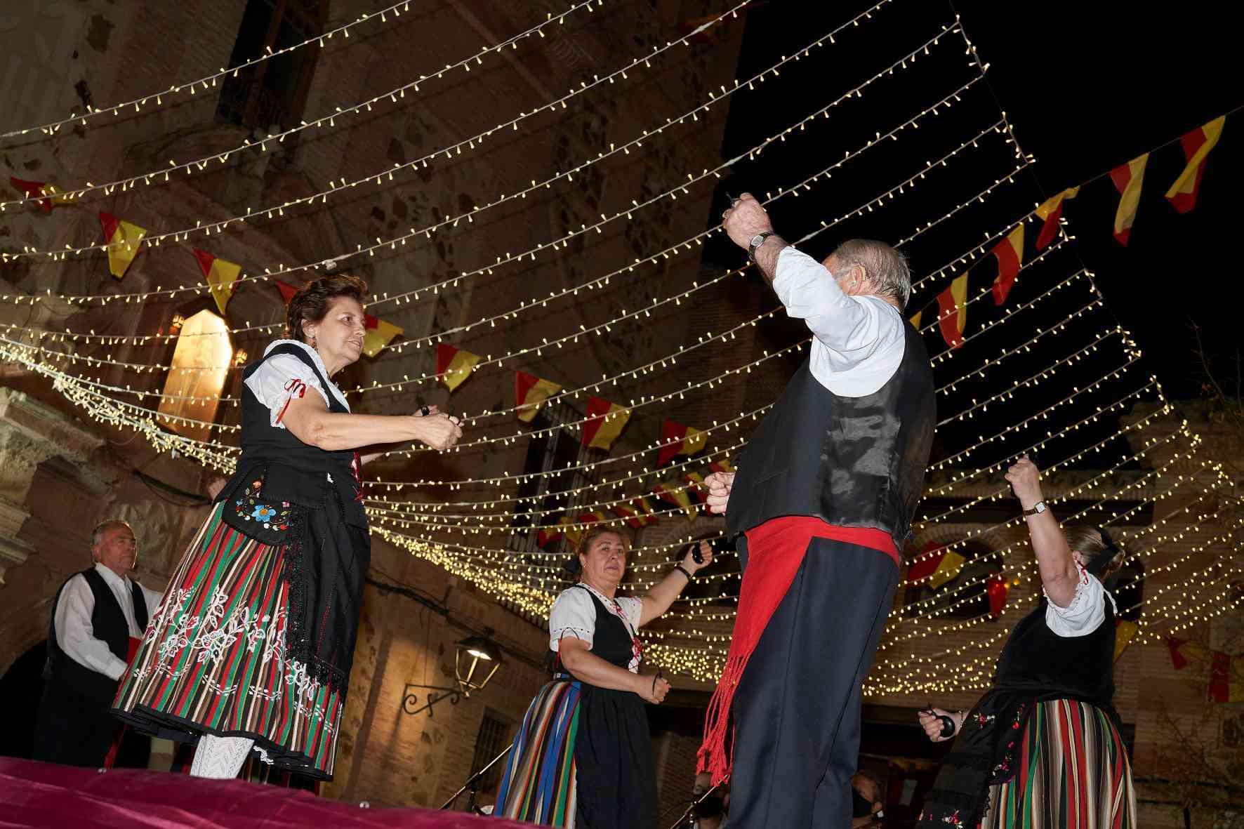 Galería de fotografías del sábado de Feria y Fiestas de Herencia 2021 85