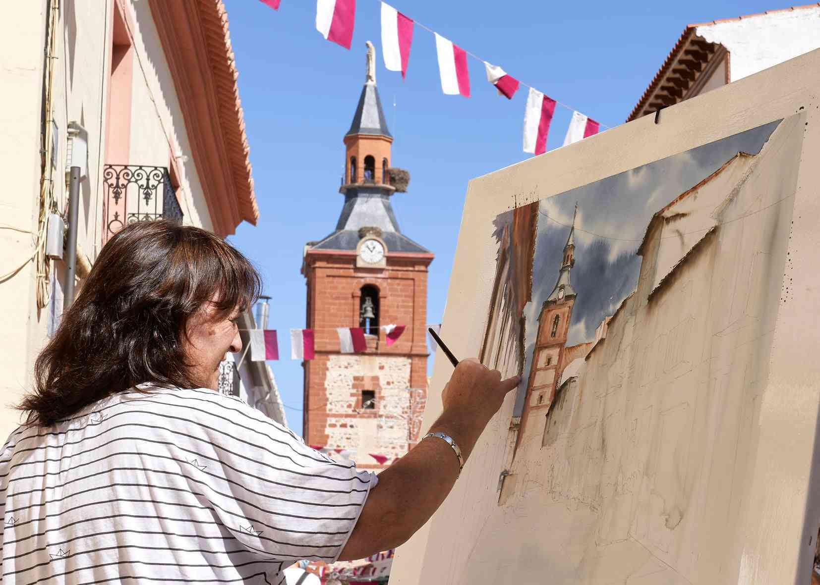 Galería de fotografías del sábado de Feria y Fiestas de Herencia 2021 109