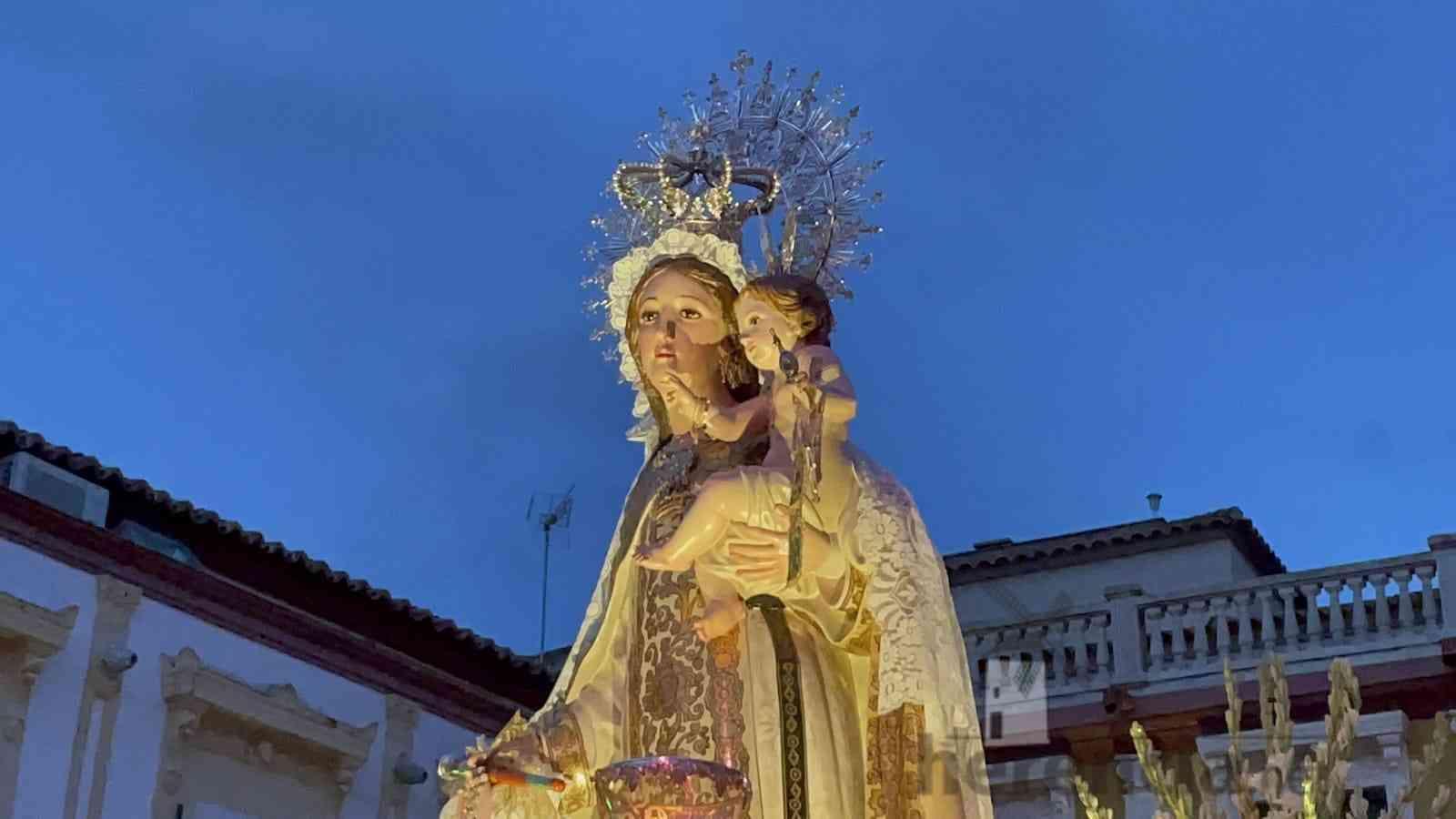 Magna Procesión de Nuestra Santísima Madre de las Mercedes en 2021 37
