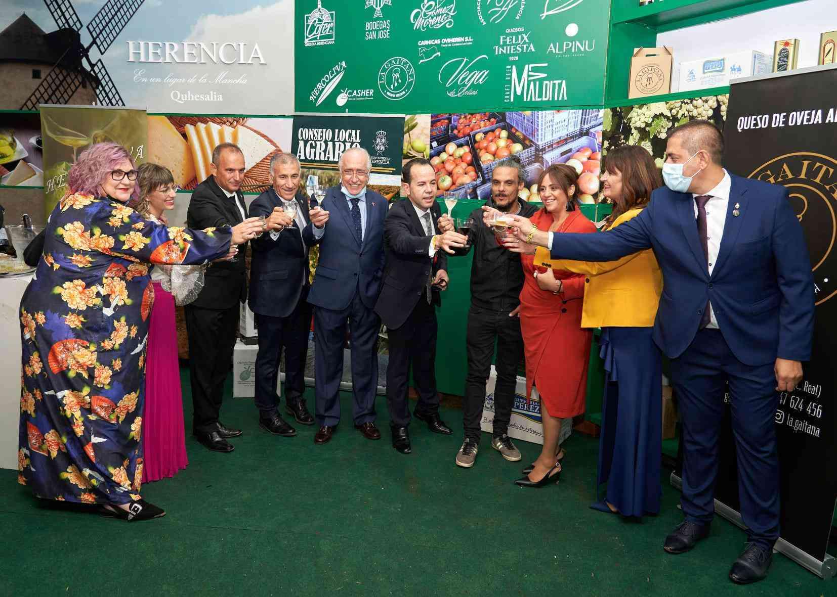 Galería de fotografías de la inauguración de la Feria y Fiestas 2021 110