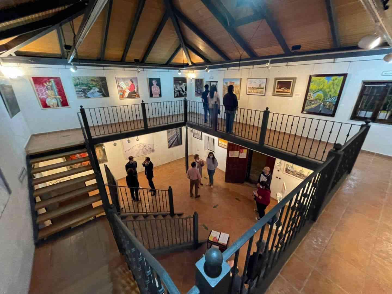 """Inauguración de la exposición del XXXVIII Certamen de Pintura """"Jesús Madero"""" 17"""