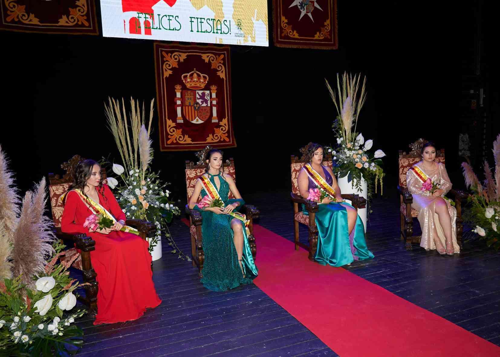 Galería de fotografías de la inauguración de la Feria y Fiestas 2021 91