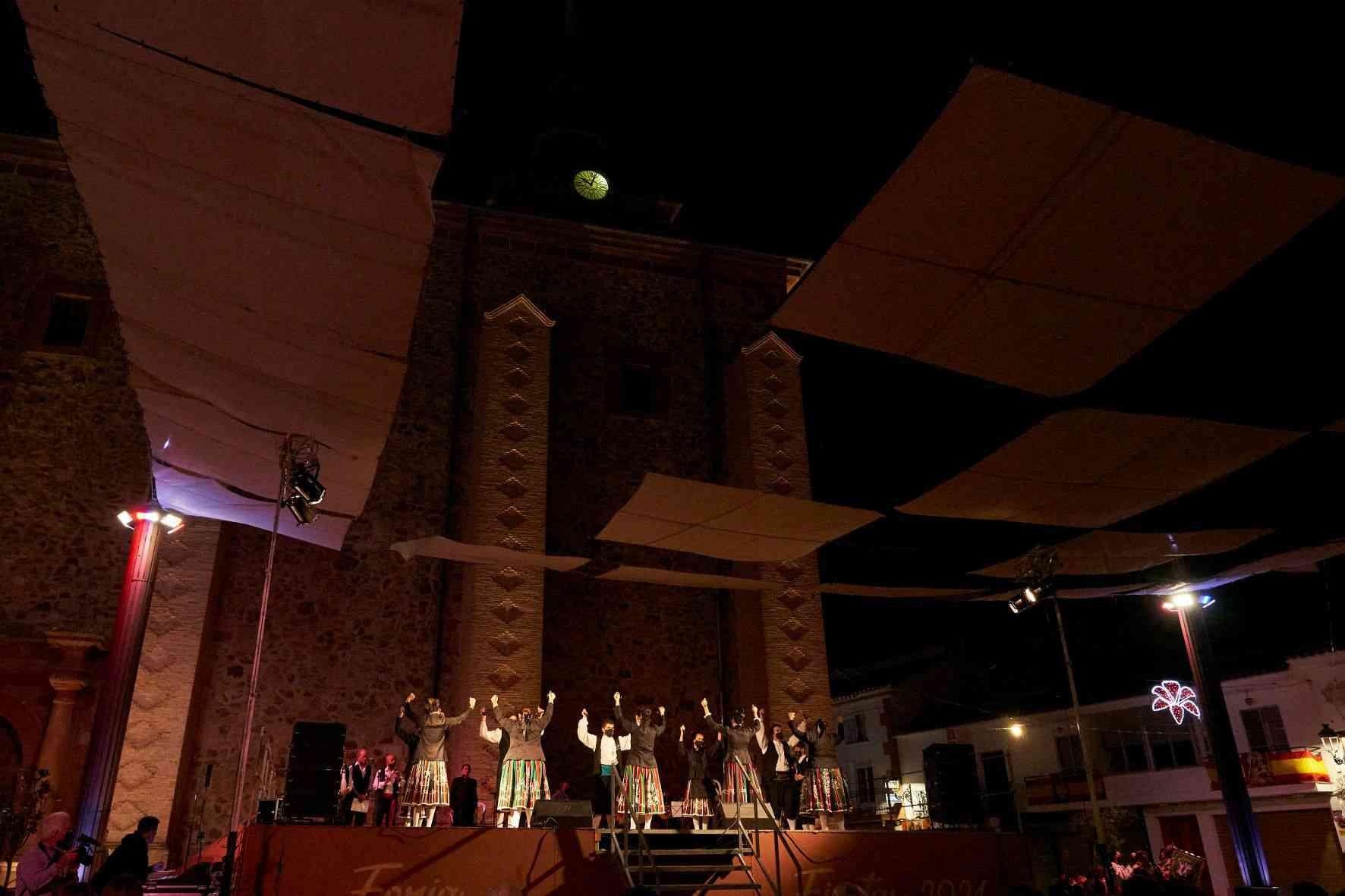 Galería de fotografías del sábado de Feria y Fiestas de Herencia 2021 134