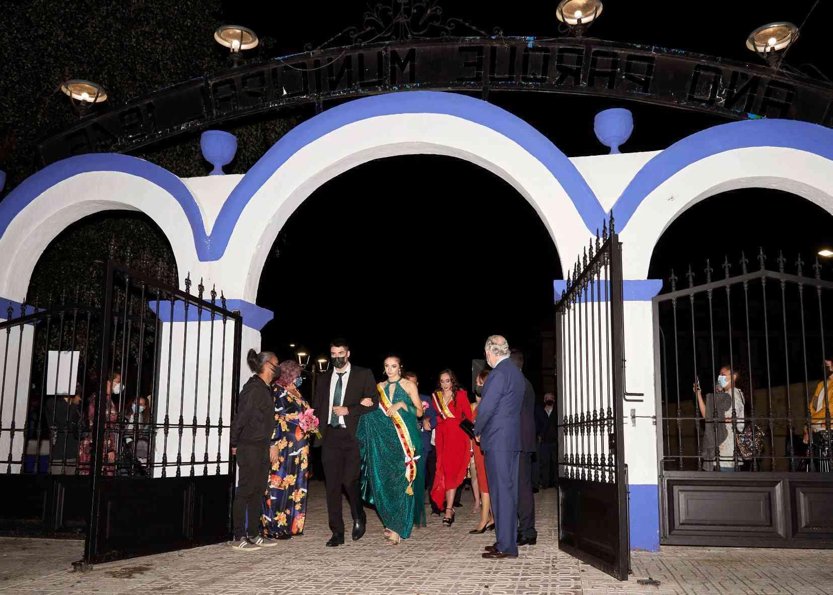 Galería de fotografías de la inauguración de la Feria y Fiestas 2021 78