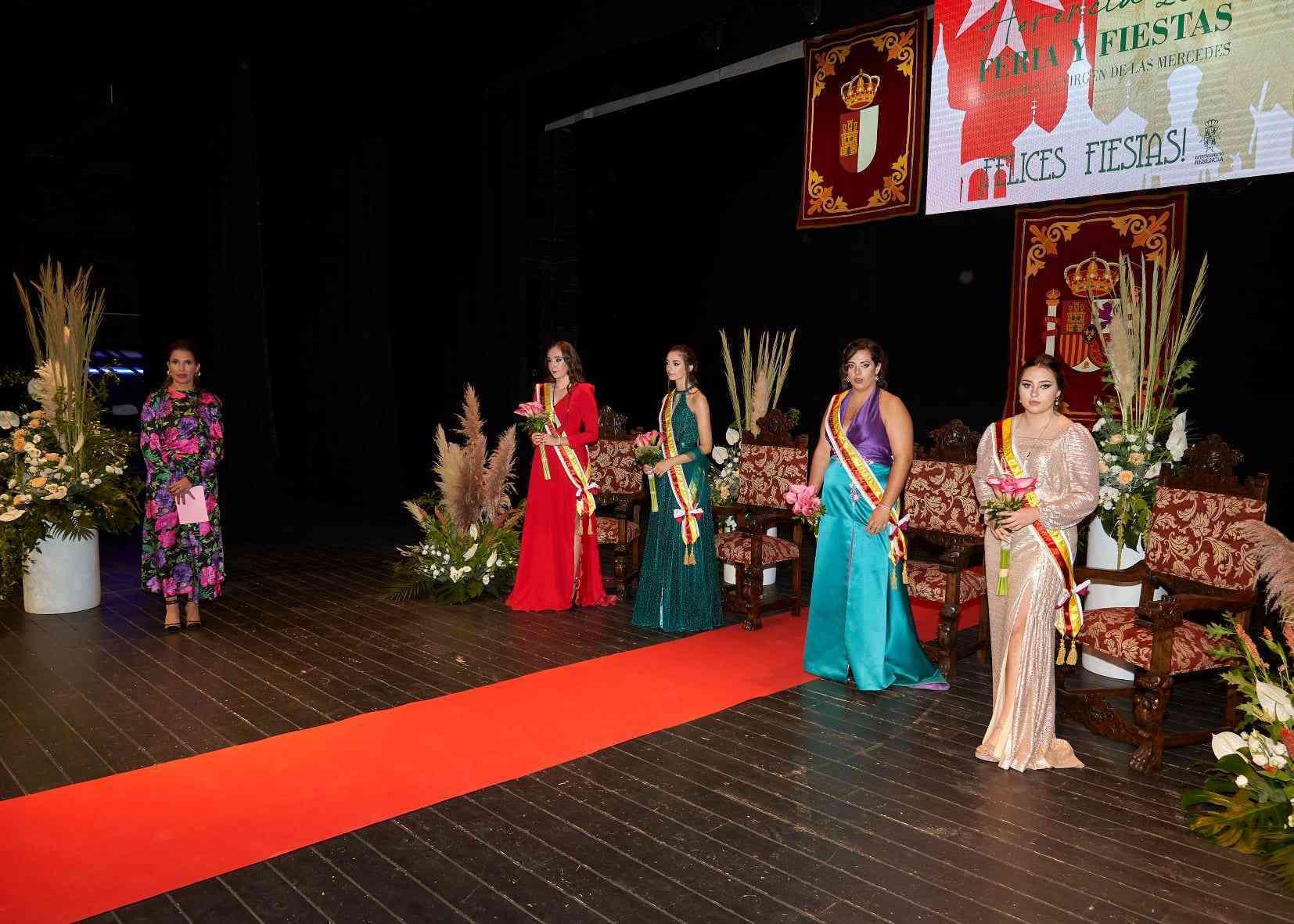 Galería de fotografías de la inauguración de la Feria y Fiestas 2021 100