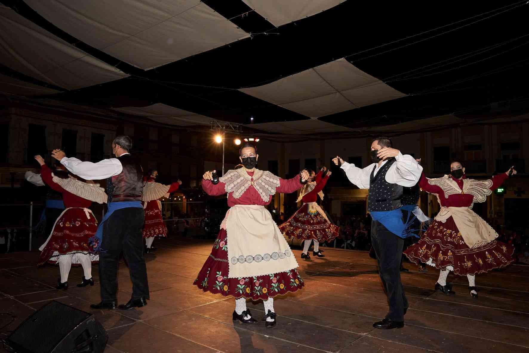Galería de fotografías del sábado de Feria y Fiestas de Herencia 2021 138