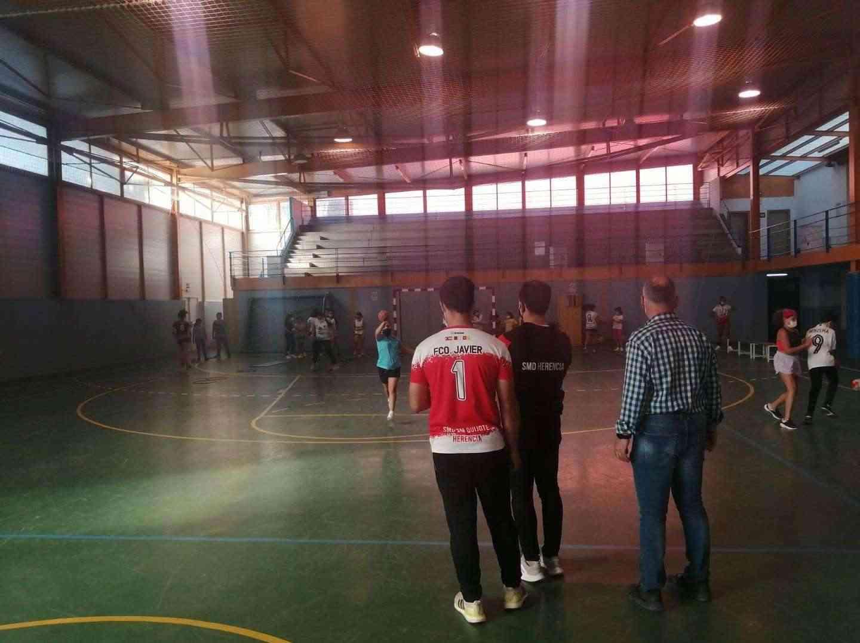 Comienzo de las Escuelas Deportivas Municipales en Herencia 4